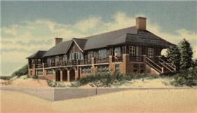 Lake Michigan Beach House, Ludington State Park