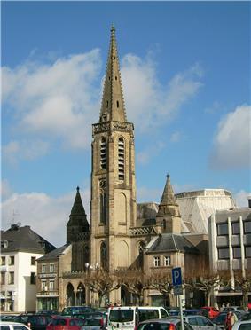 The Ludwigskirche (Saint Louis Church)