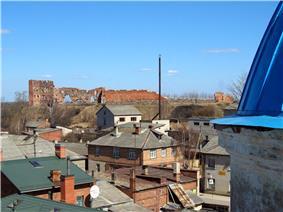 Ludza skyline
