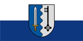 Flag of Ludza Municipality