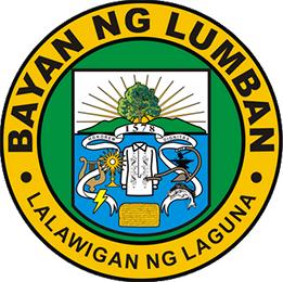 Official seal of Lumban