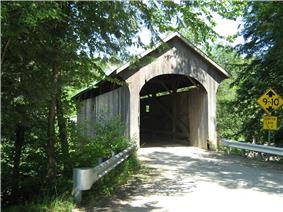Mill Covered Bridge
