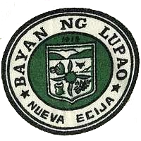 Official seal of Lupao