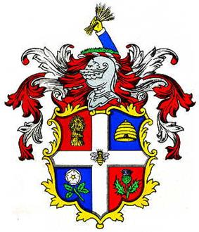 Official logo of Luton