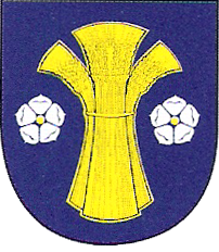 Coat of arms of Dolní Lutyně
