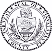 Seal of Luzerne County, Pennsylvania