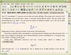 LyX 2.1.x on Windows