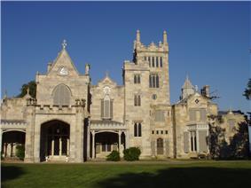 Lyndhurst, mansion of Jay Gould