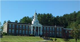 Lyndon Institute in Lyndon Center