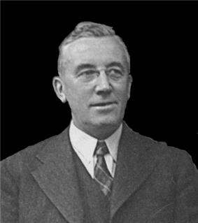 Photo of M.J. Coldwell from 1944