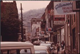Logan in 1974