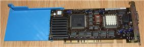 MCA graphics card}}