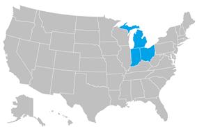 Crossroads League locations