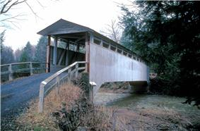 McDaniels Covered Bridge