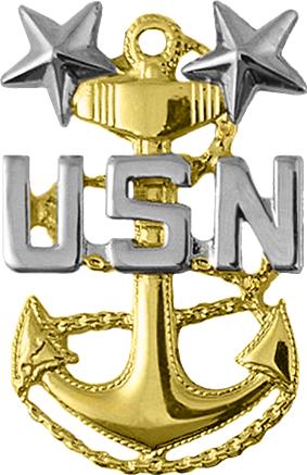 E-9 Collar Pin