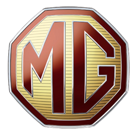 MG's logo (1924-2005)