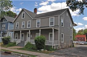 Miller Street Historic District