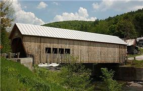 Mill Covered Bridge (Tunbridge)