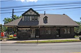 Mountain Avenue Station