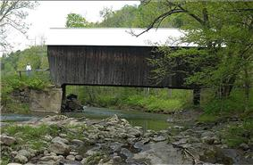 Moxley Covered Bridge