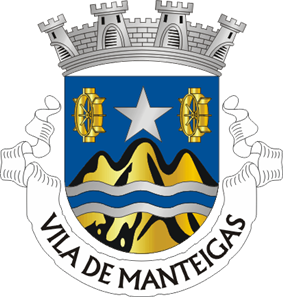 Coat of arms of Manteigas