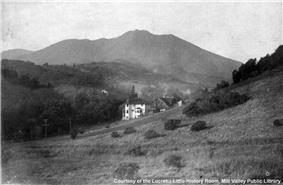 Blithedale Hotel c. 1880-1890s.