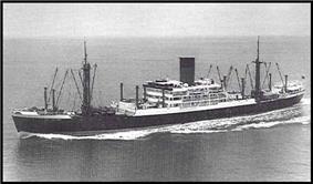 MV Breconshire 1958