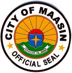 Official seal of Maasin