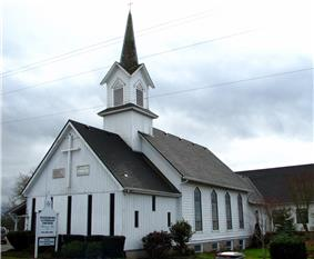 Macksburg Lutheran Church