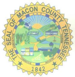 Seal of Macon County, Tennessee