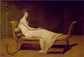 Madame Récamier painted by Jacques-Louis David in 1800.jpg