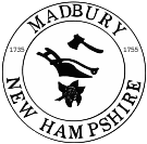 Official seal of Madbury, New Hampshire