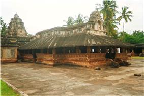 Madhukeshwara Temple at Banavasi