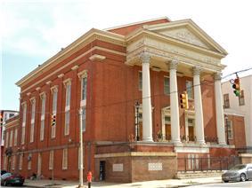 Madison Avenue Methodist Episcopal Church
