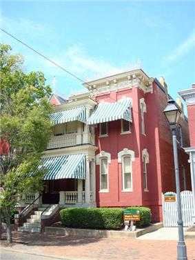 Maggie Lena Walker House