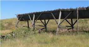 Maginnis Irrigation Aqueduct