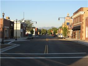 Downtown Magna