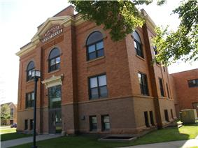 Mahnomen County Courthouse
