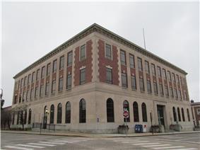 US Post Office-New London Main