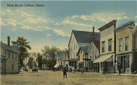 Main Street c. 1914