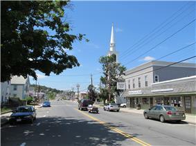 Monson Center Historic District
