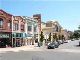 Main Street in Downtown Salinas