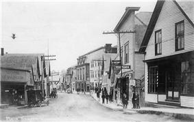 Main Street c. 1915