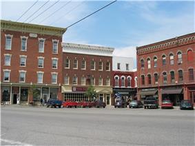 Fair Haven Green Historic District