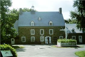 View of Maison Saint-Gabriel