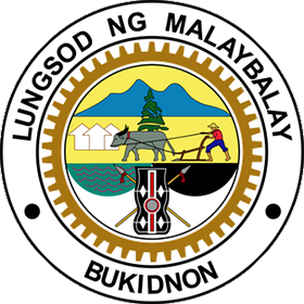 Official seal of Malaybalay