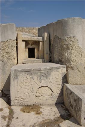 Tarxien Temple