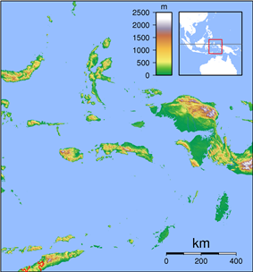 List of national parks of Indonesia is located in Indonesia Maluku