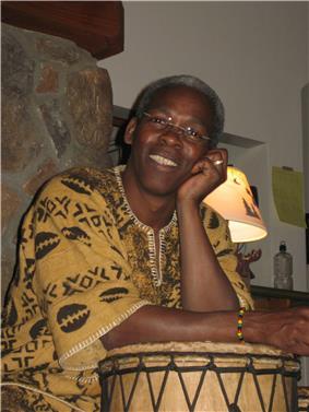 Image of Mamady Keïta