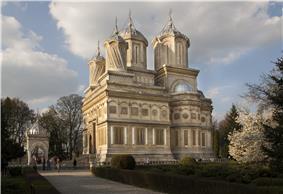 Curtea de Argeş Cathedral